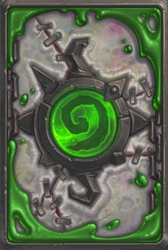 Card back: Naxxramas heroico