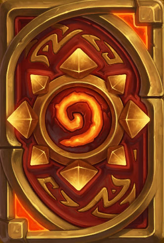 Card back: Ragnaros