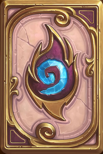 Card back: Chama de Dalaran