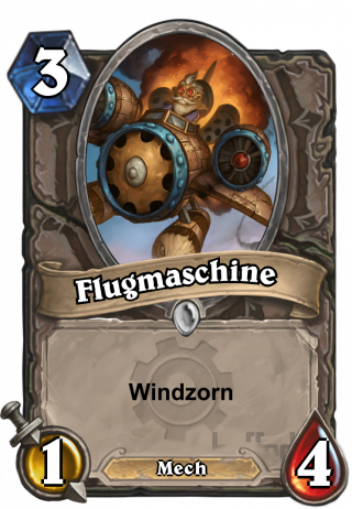 Flugmaschine (Flying Machine) - Windzorn