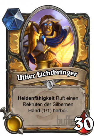feuerkralle hearthstone normal