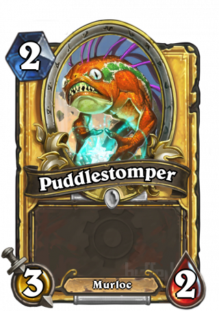 Puddlestomper (Puddlestomper)