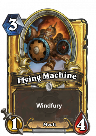 Flying Machine (Flying Machine) - Windfury