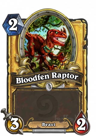 Bloodfen Raptor (Bloodfen Raptor)