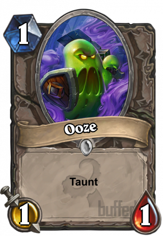 Ooze (Ooze) - Taunt