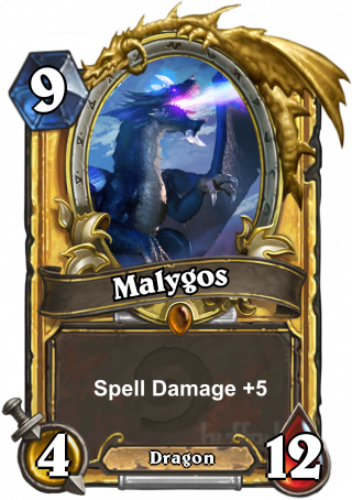 Malygos (Malygos) - Spell Damage +5