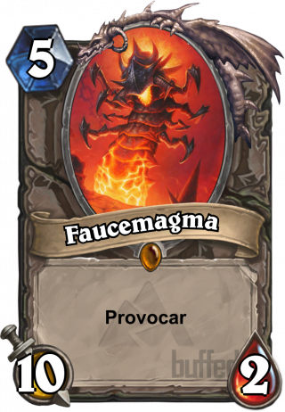 Faucemagma (Magmaw) - Provocar