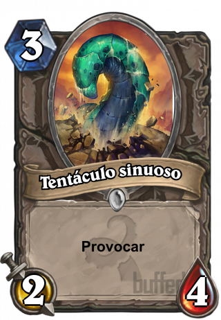 Tentáculo sinuoso (Squirming Tentacle) - Provocar