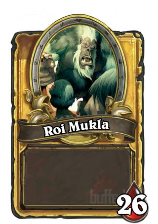 Roi Mukla / King Mukla - Card - Hearthstone database and ...